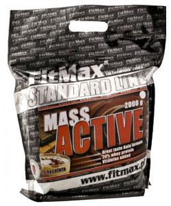 FitMax Mass Active (2000 грамм)