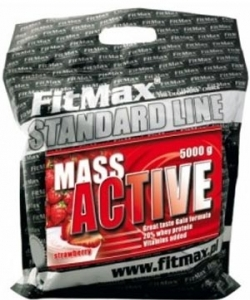 FitMax Mass Active (4000 грамм)