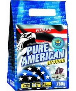 FitMax Pure American Protein (750 грамм, 22 порции)
