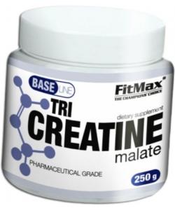FitMax Tri Creatine Malate (250 грамм, 62 порции)