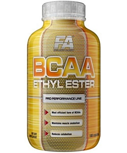 Fitness Authority BCAA Ethyl Ester (180 капсул, 45 порций)