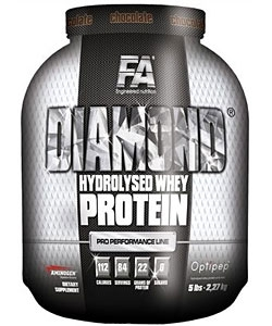 Fitness Authority Diamond Hydrolysed Whey (2270 грамм)