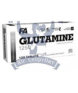 Fitness Authority Glutamine 1250 (120 таблеток, 30 порций)