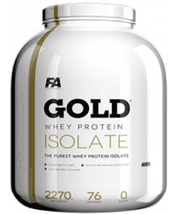 Fitness Authority Gold Whey Protein Isolate (2270 грамм, 75 порций)