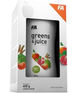 Fitness Authority Greens & Juice (400 грамм, 20 порций)