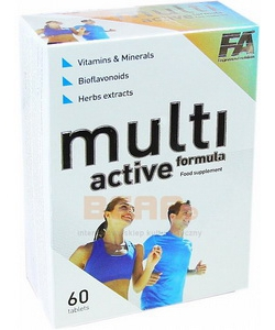 Fitness Authority Multi Active Formula (60 таблеток)