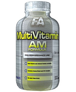 Fitness Authority MultiVitamin AM Formula (90 таблеток)