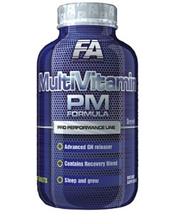 Fitness Authority MultiVitamin PM Formula (90 таблеток)