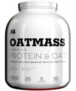 Fitness Authority OATMass (2500 грамм)
