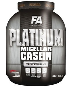 Fitness Authority Platinum Micellar Casein (1600 грамм)