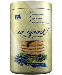 Fitness Authority So good! Protein Pancakes (1000 грамм, 13 порций)