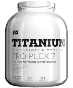 Fitness Authority Titanium Pro Plex 7 (2270 грамм, 84 порции)