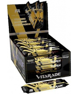 Fitness Authority Vitarade Endurance Bar 25x60 g (1500 грамм, 25 порций)