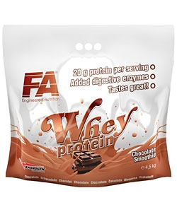 Fitness Authority Whey Protein (4500 грамм)