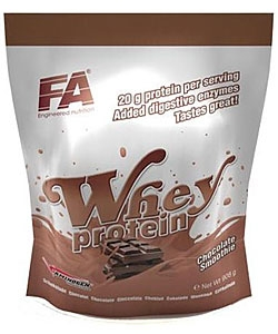 Fitness Authority Whey Protein (908 грамм, 30 порций)