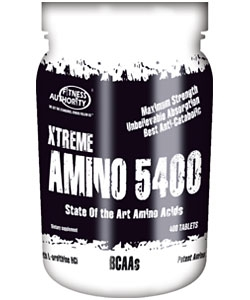Fitness Authority Xtreme Amino 5400 (400 таблеток)
