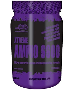 Fitness Authority Xtreme Amino 6600 (250 таблеток)