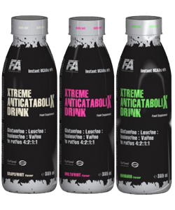 Fitness Authority Xtreme Anticatabolix Drink (369 мл, 1 порция)