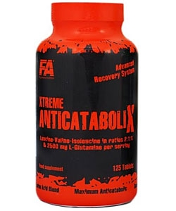 Fitness Authority Xtreme Anticatabolix tabs (125 таблеток)