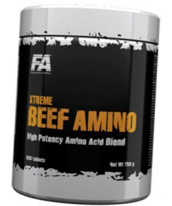 Fitness Authority Xtreme Beef Amino (600 таблеток)