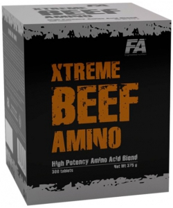 Fitness Authority Xtreme Beef Amino (300 таблеток)