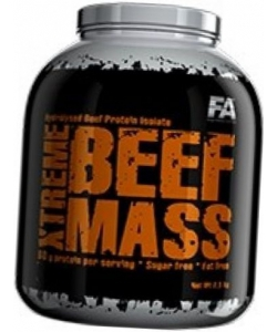 Fitness Authority Xtreme Beef Mass (2500 грамм)