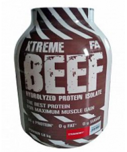 Fitness Authority Xtreme Beef Protein Isolate (1800 грамм, 45 порций)