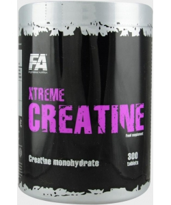 Fitness Authority Xtreme Creatine (300 таблеток, 100 порций)