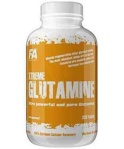 Fitness Authority Xtreme Glutamine Tabs (250 таблеток)