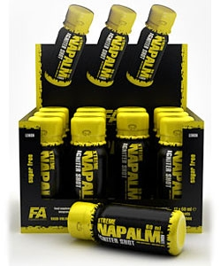 Fitness Authority Xtreme Napalm Ampules (720 мл)