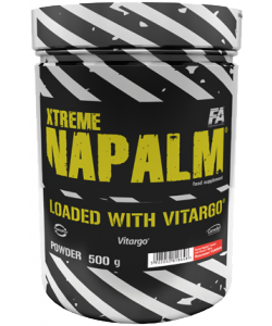 Fitness Authority Xtreme Napalm Loaded With Vitargo (500 грамм, 46 порций)