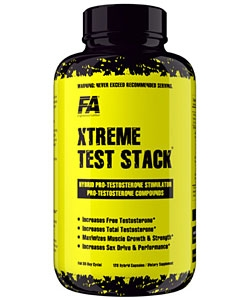 Fitness Authority Xtreme Test Stack (120 капсул)