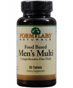 Form Labs Food Based Men's Multi (60 таблеток, 60 порций)