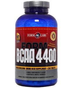 Form Labs Form BCAA 4400 (200 таблеток, 66 порций)