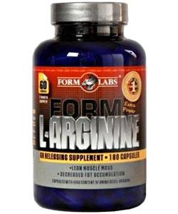 Form Labs Form L-Arginine (180 капсул)