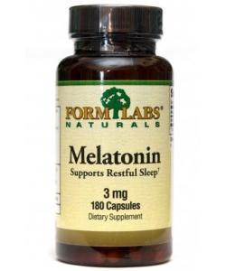 Form Labs Melatonin (180 капсул)