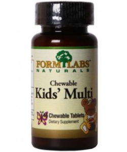 Form Labs Naturals Chewable Kids' Multi (45 таблеток)