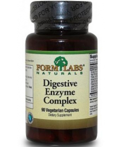 Form Labs Naturals Digestive Enzyme Complex (90 капсул)