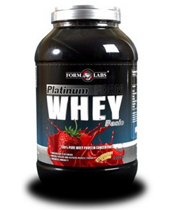 Form Labs Platinum Whey Basic (2500 грамм)