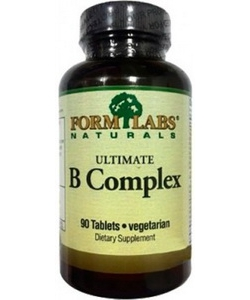 Form Labs Ultimate B-Complex (90 таблеток, 45 порций)