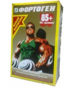 Фортоген Россия Сухой молочный специализированный продукт 85% Белка + 50 г Креатина (1000 грамм, 20 порций)