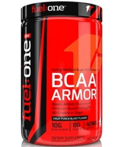fuel:one BCAA Armor 8:1:1 (250 грамм, 25 порций)