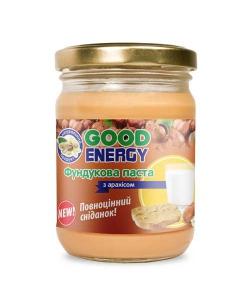 Good Energy Фундуковая паста с арахисом (250 грамм)
