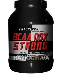 Future Pro Bcaa Nox Strong (1000 грамм, 100 порций)