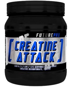 Future Pro Creatine Attack (500 грамм)
