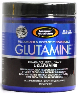 Gaspari Nutrition Glutamine (300 грамм)