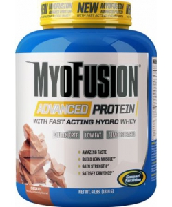 Gaspari Nutrition Myofusion advanced protein (1800 грамм, 47 порций)