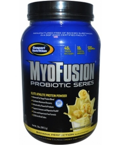Gaspari Nutrition MyoFusion Probiotic Series (907 грамм, 23 порции)