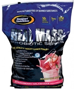 Gaspari Nutrition Real Mass Probiotic (5448 грамм)