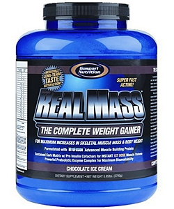 Gaspari Nutrition Real Mass (2700 грамм)